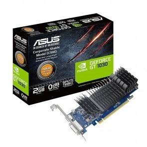 ASUS GT1030-2G-CSM GeForce GT 1030 2GB 64-Bit GDDR5
