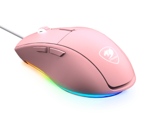COUGAR 3MMXTWOP.0001 MINOS XT Pink Mouse
