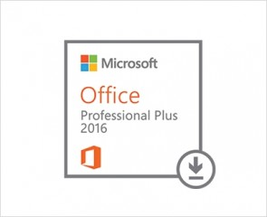 MicroSoft Office 2016 Professional Plus 1 PC OEM  ESD