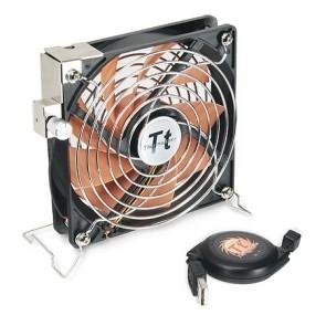 Tt AF0007 Mobile Fan 12 External USB Cooling Fan 120mm