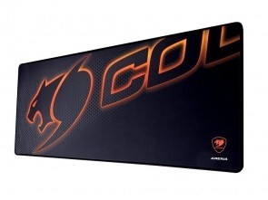 COUGAR 3PAREHBBRB5.0001 Arena Mouse Pad Black Extra Large