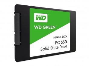"""WD WDS240G2G0A Green 240GB 2.5"""" SATA3 SSD"""
