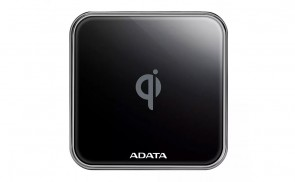 ADATA ACW0100-1C-5V-CBK CW0100 Qi-Certified 10W Wireless Charging Pad