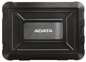 ADATA AED600U31-CBK ED600 External Enclosure USB3.1