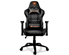 COUGAR 3MAOBNXB.0001 ARMOR ONE Black Gaming Chair
