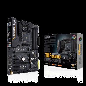 ASUS TUF GAMING B450-PLUS II AM4/B450/4D4/ATX