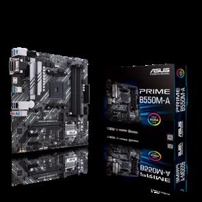 ASUS PRIME B550M-A/CSM AM4/B550/4D4/mATX