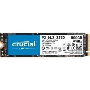 Crucial CT500P2SSD8 P2 500GB PCIe M.2 SSD