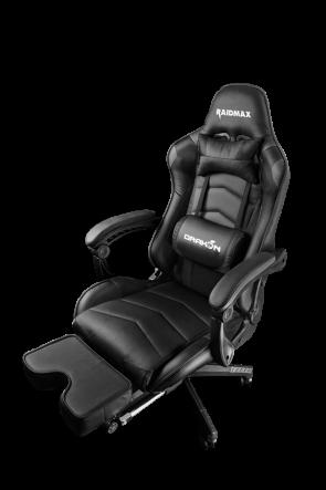 RAIDMAX DK-709BK Drakon Gaming Chair Negro