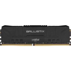 Crucial BL8G30C15U4B Ballistix 8GB DDR 4 3000 BLK