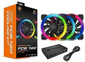 COUGAR 3MFCBKIT.0001 VORTEX FCB120 Fan Cooling Kit
