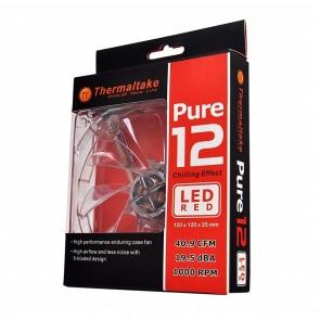 Tt CL-F019-PL12RE Pure 12 120mm Red LED Fan