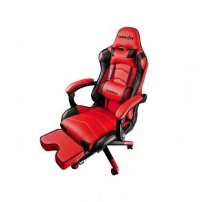 RAIDMAX DK-709RD Drakon Gaming Chair Rojo