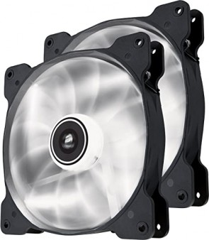Corsair CO-9050015-WLED Air Series AF120 Quiet Edition Fan White LED